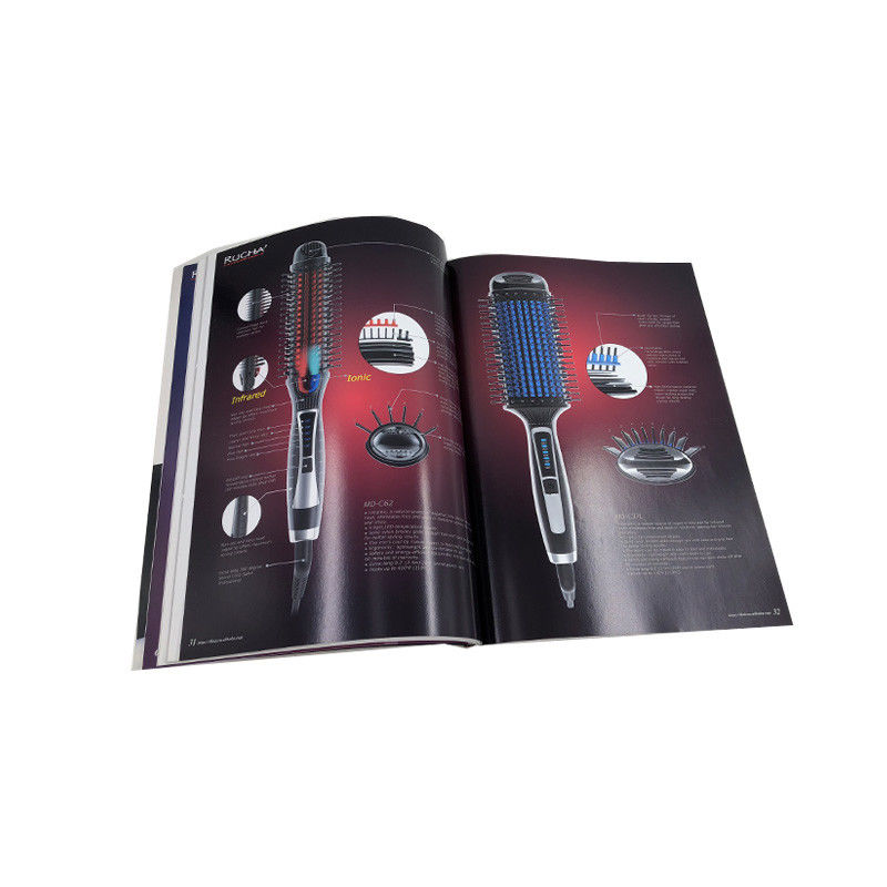 Offset Catalog Printing Companies Professional Brochure Printing Film Lamination